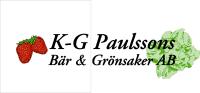 KG Paulssons Bär & Grönsaker